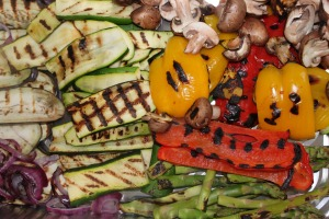 Grilled Vegetables Kosher